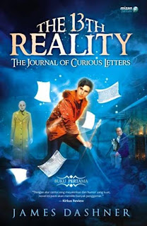 buku murah The 13th Reality #1: The Journal of Curious Letters