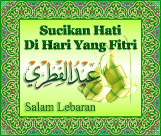 SMS Idul Fitri Terbaru