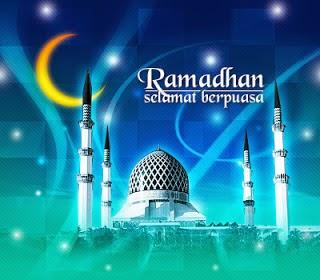 Jadwal Puasa Bulan Ramadhan 2014