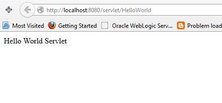 Bagaimana Cara Membuat Aplikasi HelloWorld di Servlet