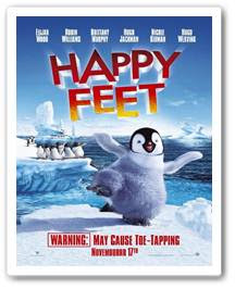 Happy Feet O Pinguim 1 Dublado AVI & RMVB DVDRip