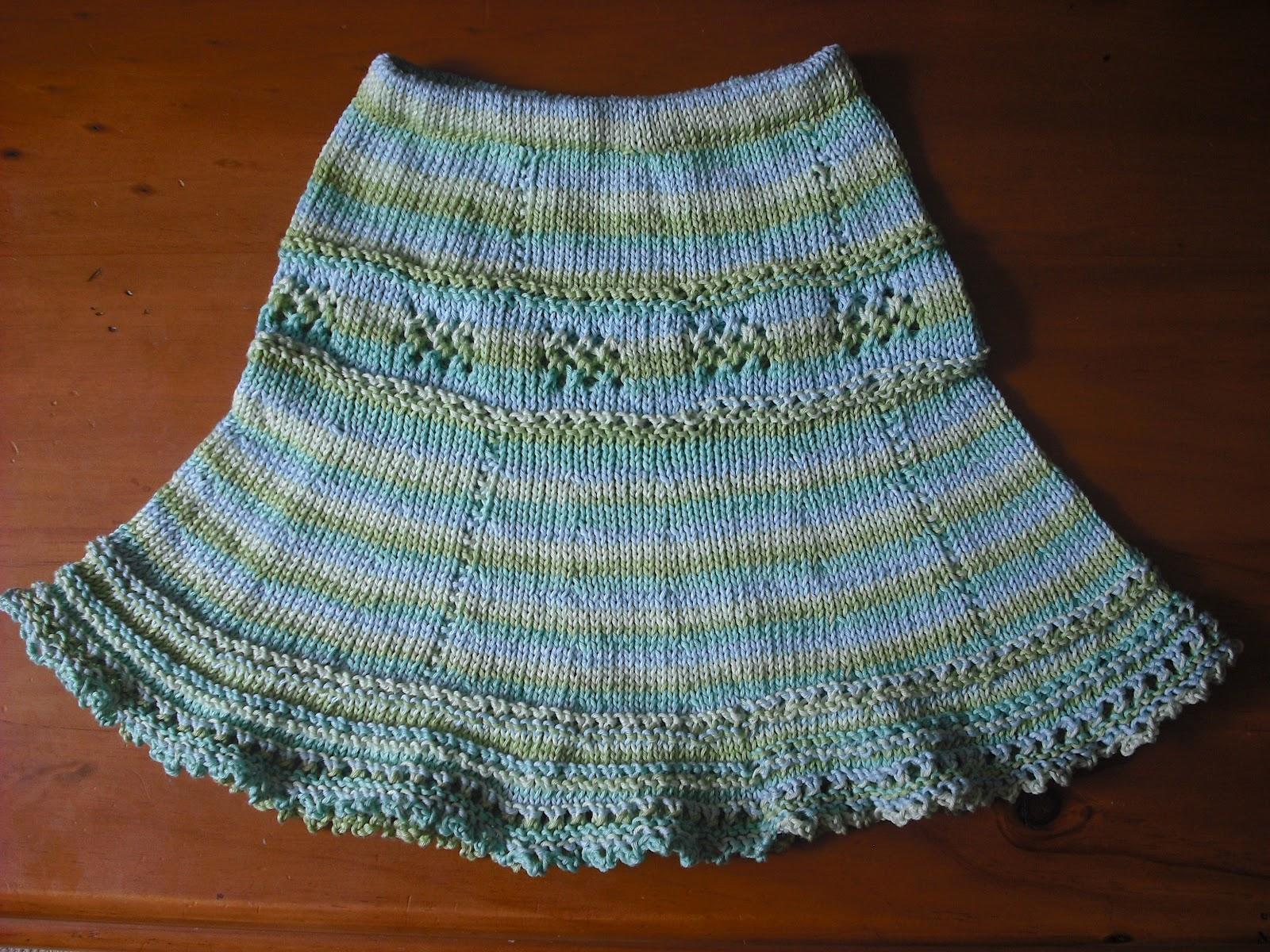 Knitting Ideas For Summer : Thread nique summer knitting ideas