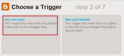 Posting from Blogger for Any New Post | Trickdon