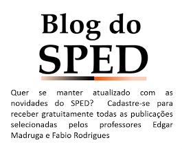 BLOG DO SPED