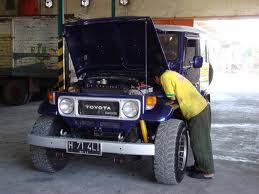 penyebab mobil diesel tidak bertenaga