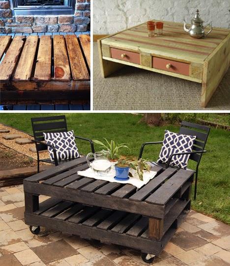 Kreasi unik menggunakan kayu pallet bekas for Pallet furniture blogspot com