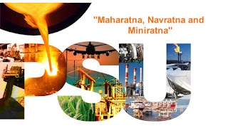 PSU in India: List of Maharatna, Navratna and Miniratna Companies