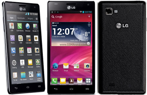 LG P880 Optimus 4X HD Price Review Specs Features