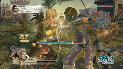 Download Dynasty Warriors 6 RiP Version Pc Game