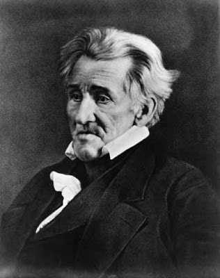 The Deliberate Agrarian: Andrew JacksonHated Paper Money ... Andrew Jackson