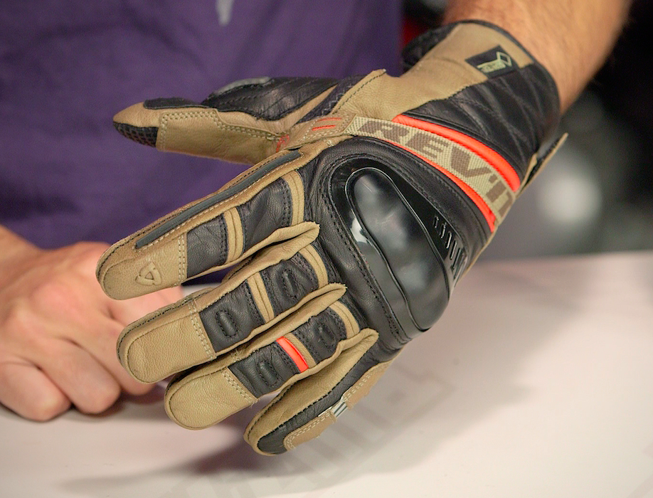 REV'IT! Dominator GTX Motorcycle Gloves