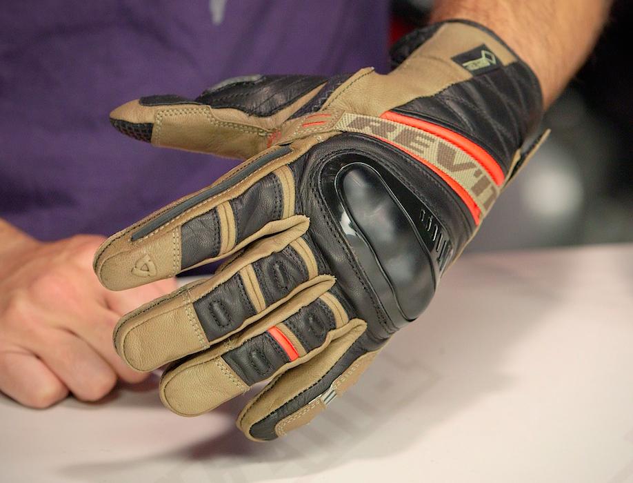 REV'IT! Dominator GTX Motorcycle Gloves