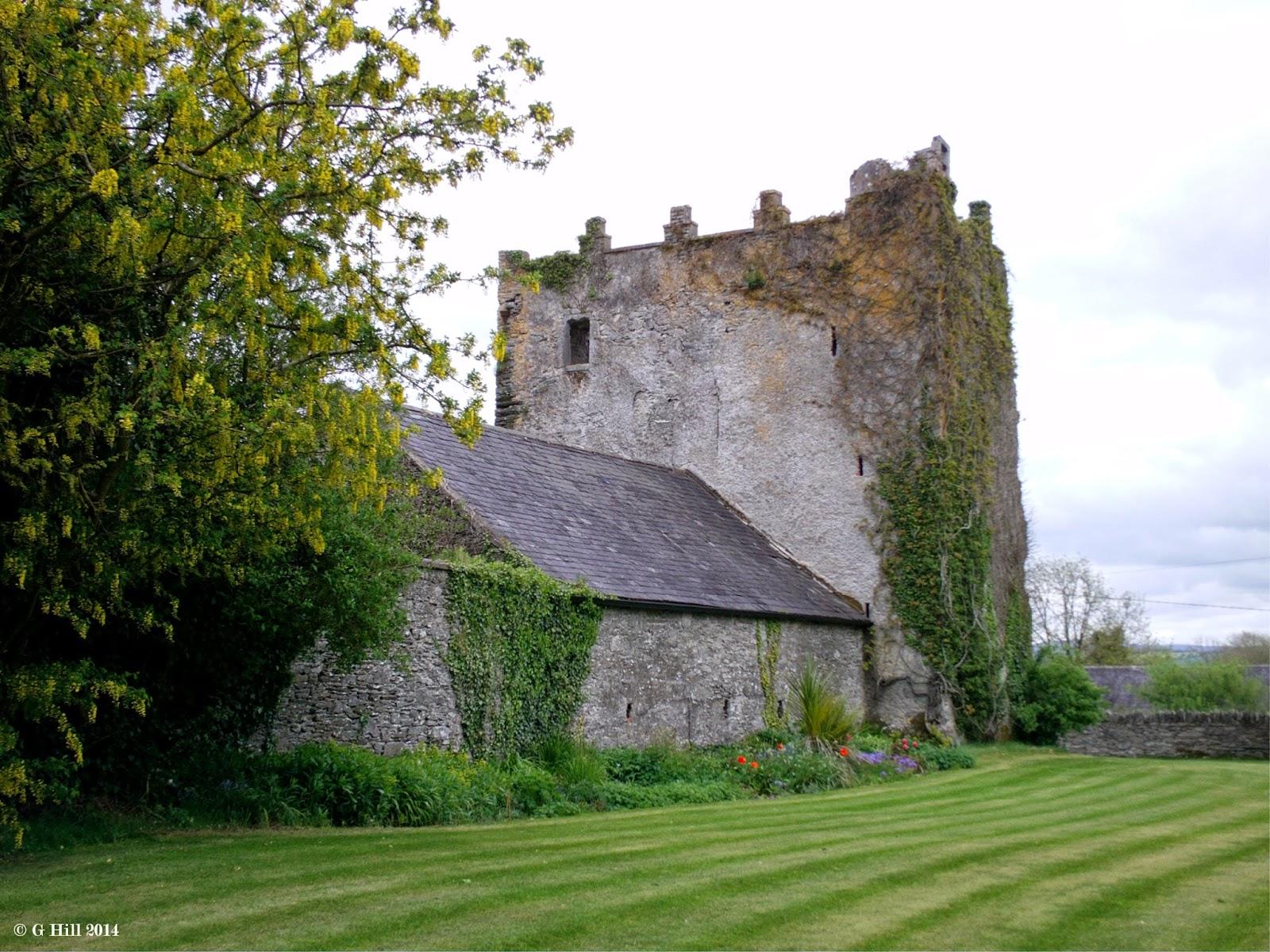Ireland in ruins blackhall castle co kildare for Kildare castle