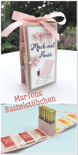 "Anleitung & Materialpaket ""Mach mal Pause"""