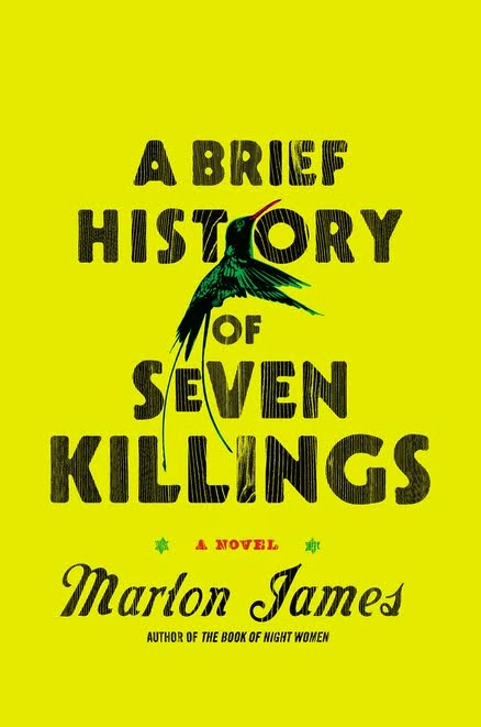 MARLON JAMES' BRIEF HISTORY
