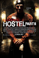 Hostel 2 by Eli Roth shifts it focus to the Elite Hunting organization