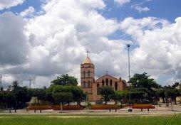 Igreja Matriz de Frutuoso Gomes