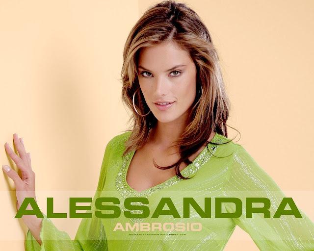 Alessandra Ambrosio hd wallpapers