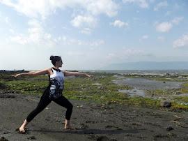 Yoga à l'Isle-aux-Coudres 2015