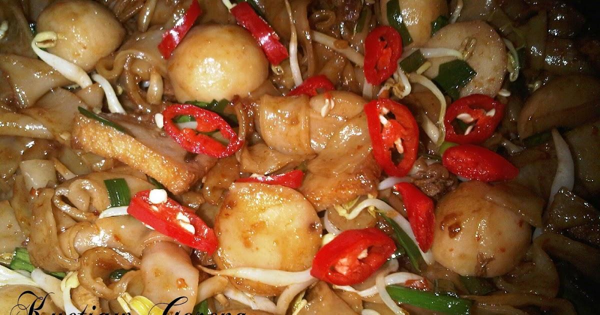 Jom masak Kuetiaw Goreng