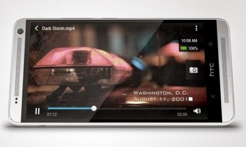 Altoparlanti stereo e display da 5,9 pollici iPS per il nuovo Htc One Max phablet con snapdragon 600