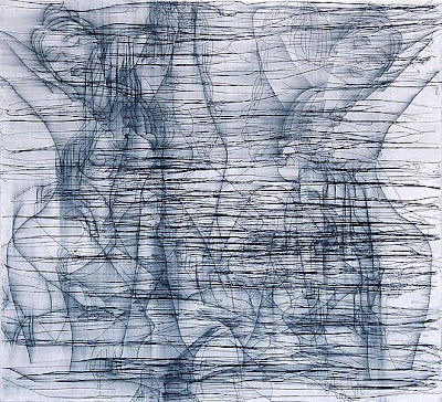 Artist Ghada Amer, The Woman Who Failed to be Shehrazade