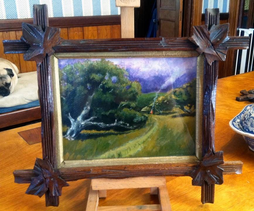 Lisa Haderlie Baker • Art and Illustration: Antique Frames and ...