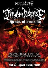 Dawn of Disease - Merch
