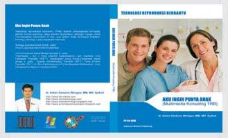 Cover CD Interaktif Aku Ingin Punya Anak