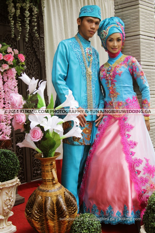 Pernikahan Sulis & David (Bag.1) sulisdavid.cf | Make Up & Busana Hijab oleh Tunjung Biru - tunjungbiruwedding.ga | Foto oleh Klikmg Fotografer Prewedding & Wedding