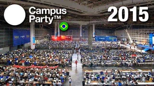 Campus Party 2015 terá Miguel Nicolelis, Mars One e conexão de 50Gbps