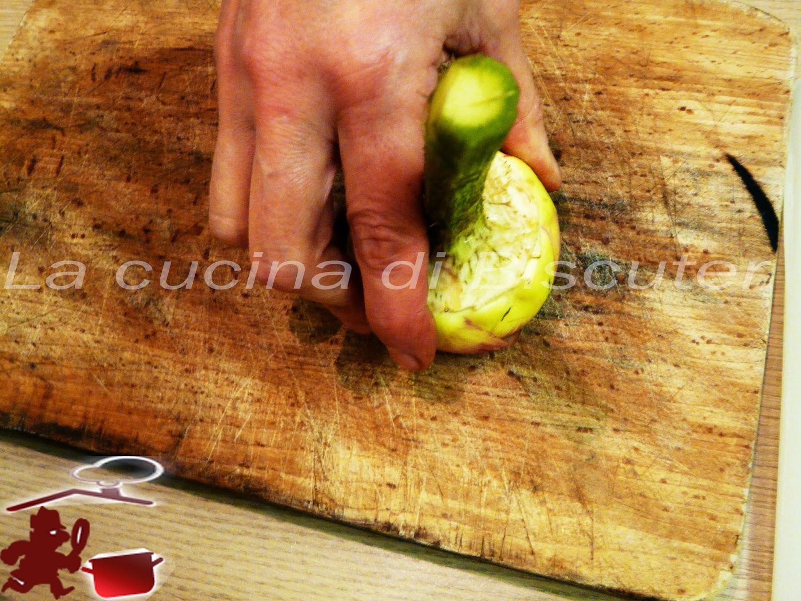 La cucina di biscuter alcachofas a la romana for La cucina romana
