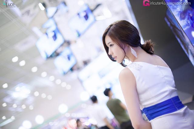 1 Kim Ha Yul - World IT Show 2012-very cute asian girl-girlcute4u.blogspot.com