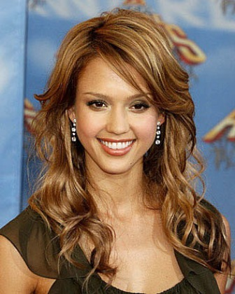 Jessica Alba 19. jessica alba light brown hair.