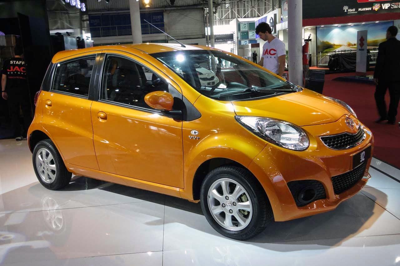 Novo Jac J2 carro chines