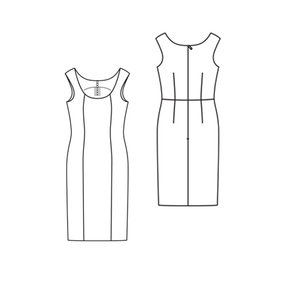 Designer Dress Patterns on Dress Patterns
