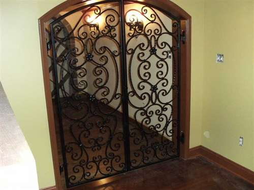 Wrought Iron Doors Gates 500 x 375 · 22 kB · jpeg