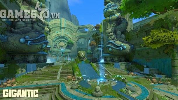 Gigantic - Cái nhìn mới về thể loại game MOBA