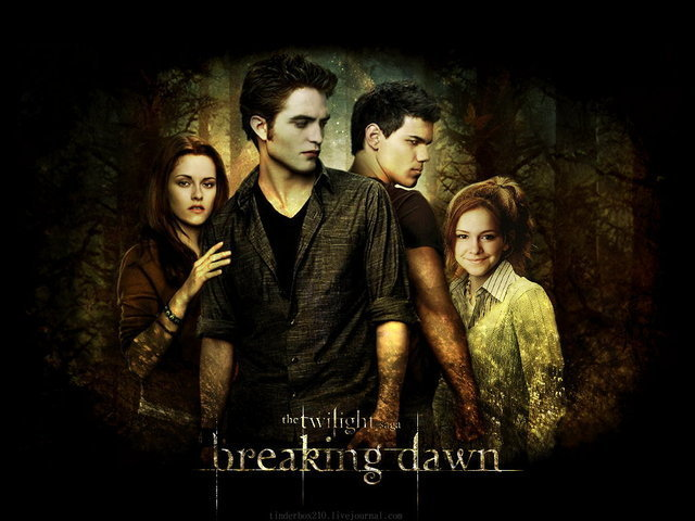 Breaking Dawn Bella And Edward