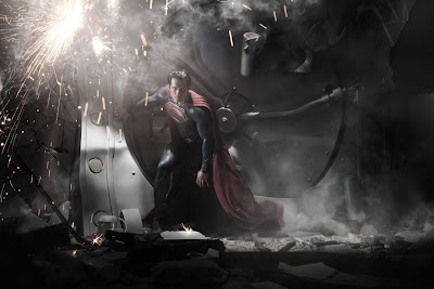 Superhero movies 2013 - Man Of Steel