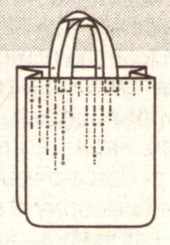 Выкройка хозяйственной сумки - Календарно-тематическое планирование по технологии