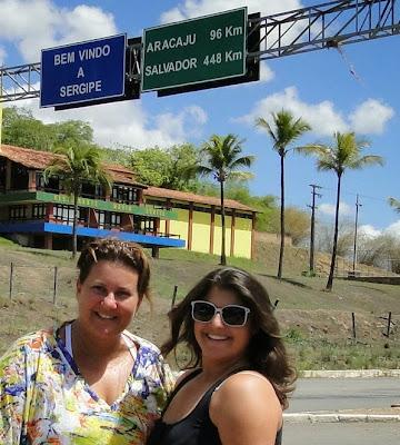 Divisa de estado Sergipe e Alagoas