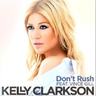 Kelly Clarkson - Don't Rush Lyrics