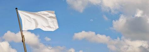 Porque la Bandera Blanca es un símbolo de rendición?