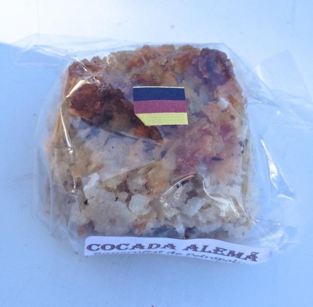 COCADA ALEMÃ