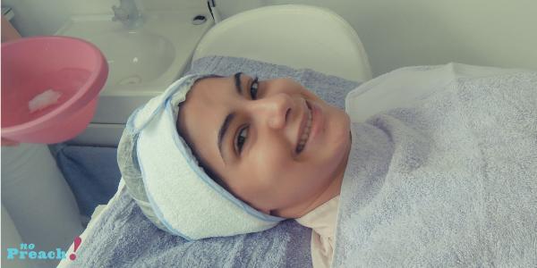 Cuidado da pele: Desintoxicação Metabólica e Peeling de Diamante