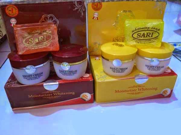 Agen Cream sari kemasan baru