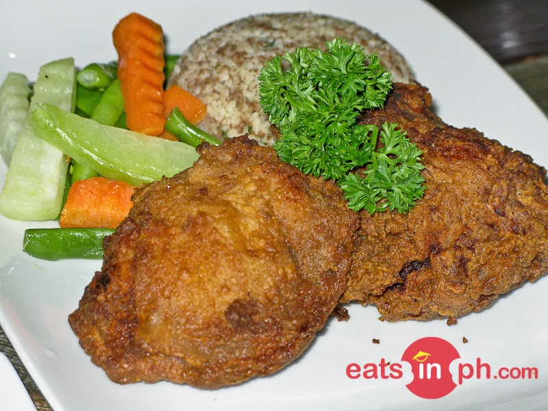Cajun Fried Chicken with Dirty Rice from Cottage Kitchen ...