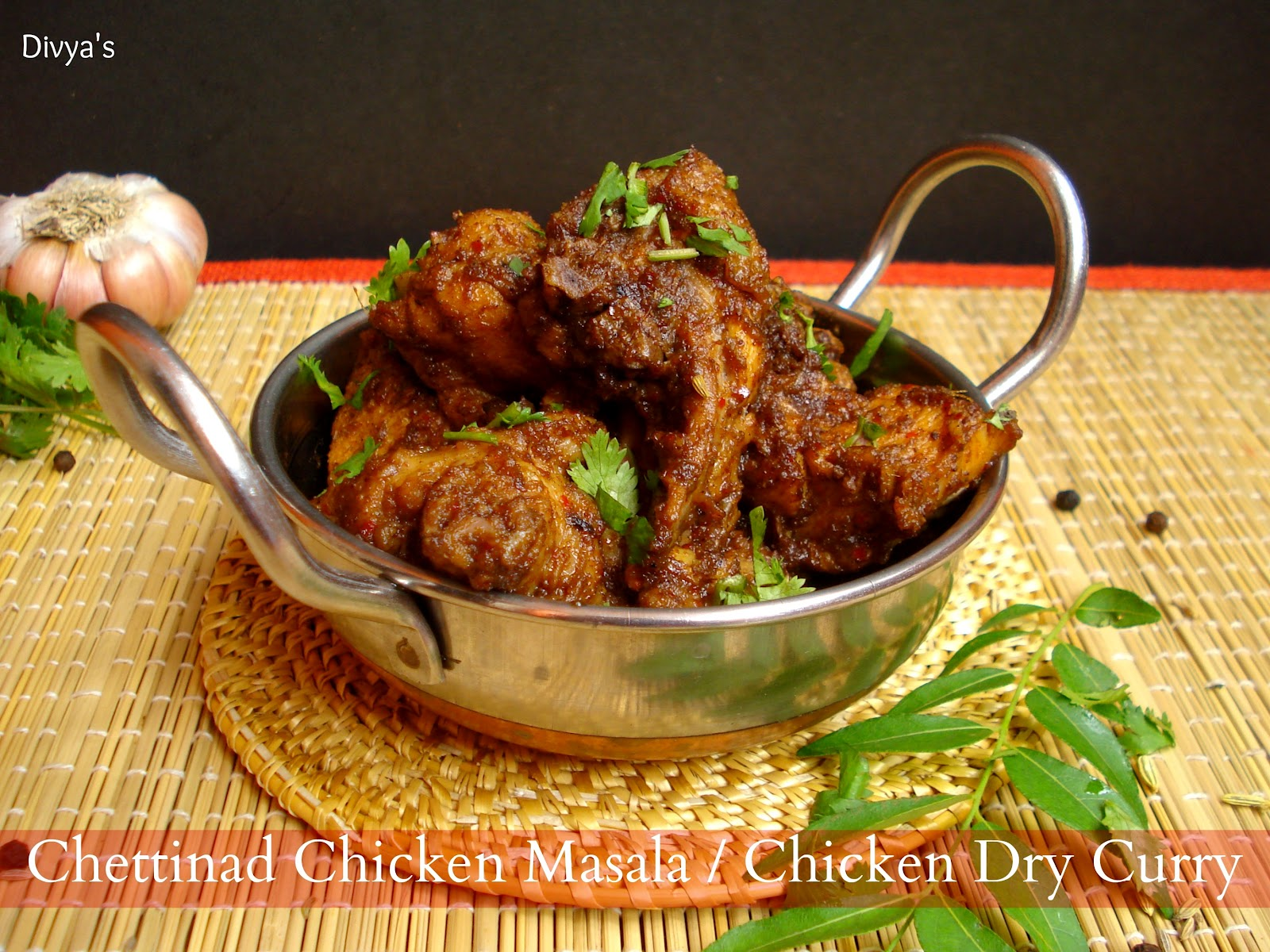 Chicken Dry Curry