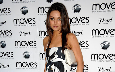 Mila Kunis Actress Desktop Wallpaper